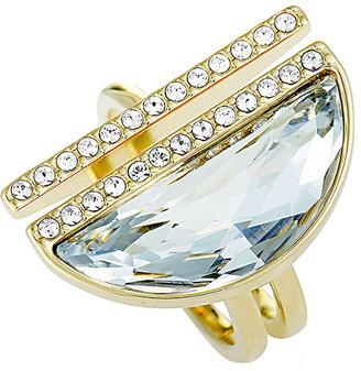 Swarovski Crystal Plated Ring