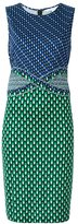 Diane von Furstenberg 'Evita' dress - women - Silk - 12