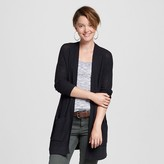 Mossimo Women's Open Layering Cardigan Juniors')