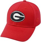 Top of the World Adult Georgia Bulldogs One-Fit Cap