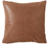 Donna Karan Home Collection Awakening Lacquer Printed Leather Accent Pillow