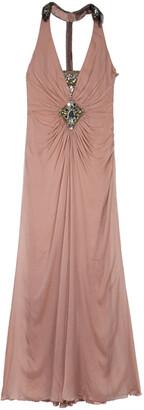 Temperley London Vega Embellished Silk Chiffon Gown M