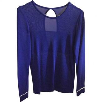 Bouchra Jarrar Blue Knitwear for Women