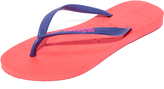 Havaianas Slim Logo Pop-Up Flip Flops
