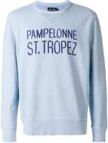 MC2 Saint Barth printed sweatshirt
