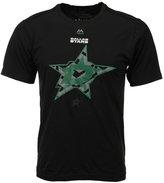 Majestic Men's Dallas Stars Solid Win Synthetic T-Shirt