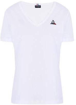 Le Coq Sportif ESS Tee SS Col V N1 W T-shirt