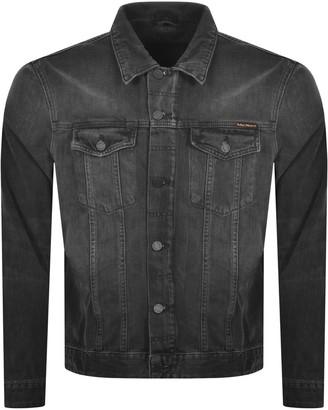 Nudie Jeans Jerry Denim Jacket Grey