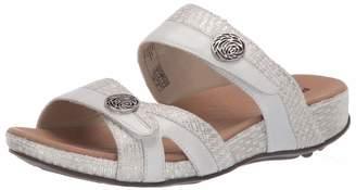 Romika Women's Fidschi 22 Sandal Off White 42 Medium US