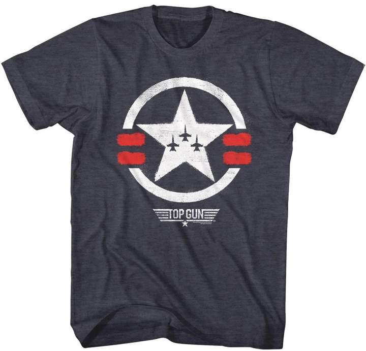 Top Gun Mens Paint T-Shirt