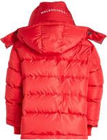 Balenciaga Oversized Down Jacket with Hood
