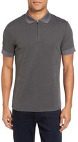 Vince Camuto Men's Mesh Polo