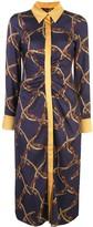 Jonathan Simkhai belt print dress