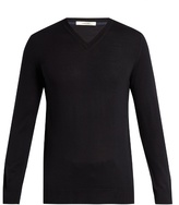 ADAM by Adam Lippes V-neck wool sweater