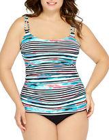 Christina Montego Bay Long D-Cup Tankini Swim Top
