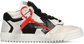 Off-White Off White 20MM 4.0 SUEDE & LEATHER SNEAKERS