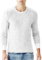 Guess Crew Neck Thermal Sweater