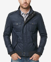 Buffalo David Bitton Men's Jacat Stand-Collar Jacket