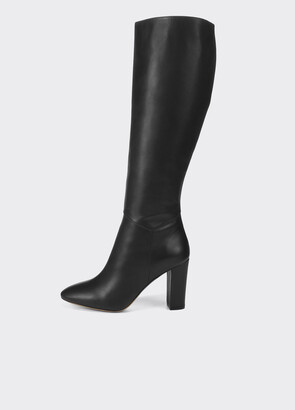 Vince Leather Vita-E Tall Boot