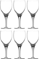 Michelangelo Set of 6 water glasses 34cl
