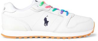 Ralph Lauren Classic Runner Leather Sneaker