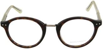 Bottega Veneta Round-Frame Optical Glasses