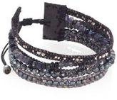 Chan Luu Mix Beaded Multi-Row Bracelet