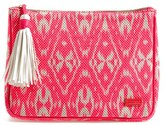 Stephanie Johnson 'Tamarindo - Pink' Large Zip Top Cosmetics Case