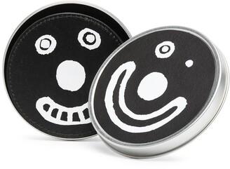 10 Corso Como Set Of Four Logo Coasters