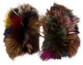 Jocelyn Multicolor Fox Mittens w/ Tags