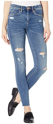 Blank NYC The Great Jones High-Rise Skinny Jeans in Glory Days (Glory Days) Women's Jeans