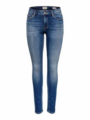 Only Women's Onlcarmen Reg Sk Jnsbb 5984-16 Noos Skinny Jeans