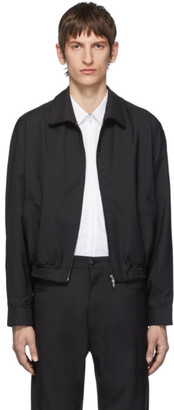 Random Identities Black Zip-Up Jacket