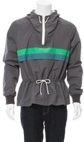 Band Of Outsiders Pullover Windbreaker Jacket