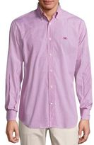 Salvatore Ferragamo Cotton Blend Casual Shirt