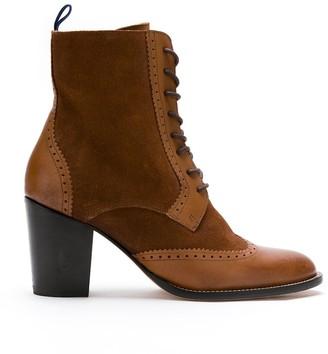 Blue Bird Shoes leather Meknes boots