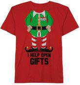 JEM Men's Santa's Helper T-Shirt
