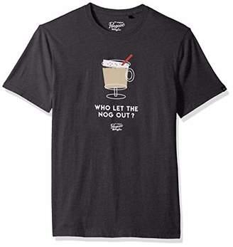 Original Penguin Men's Short Sleeve Happy Hour Tee