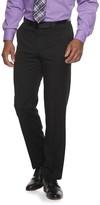 Dockers Men's Modern-Fit Stretch Flat-Front Suit Pants