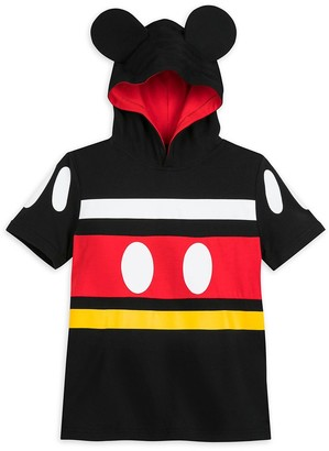 Disney Mickey Mouse Costume Hooded T-Shirt for Kids