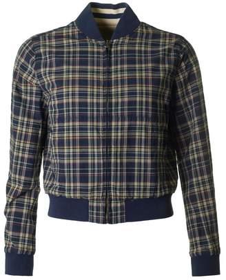 Polo Ralph Lauren Reversible Varsity Bomber Jacket Colour: BLUE, Size: