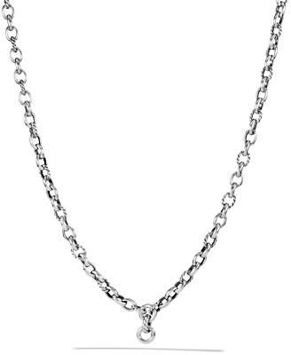 David Yurman Oval Link Chain Necklace