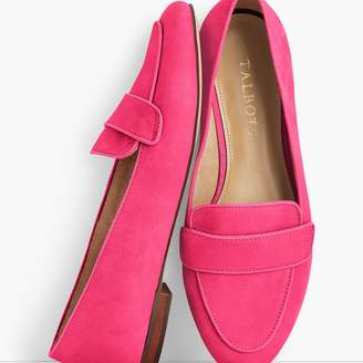 Talbots Ryan Keeper Loafers - Nubuck Leather