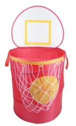 Redmon Since Redmon Bongo Buddy - Basketball Pop Up Hamper