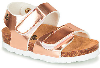 Citrouille et Compagnie BELLI JOE girls's Sandals in Brown