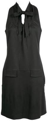 Mayle \N Black Cotton Dress for Women