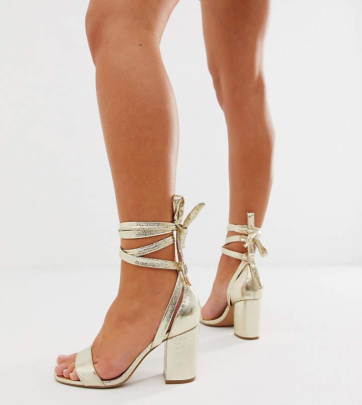 263fdb0db1 Tie Up Leg Shoes - ShopStyle UK