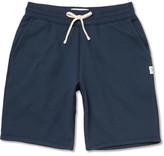Reigning Champ Loopback Cotton-jersey Drawstring Shorts - Blue