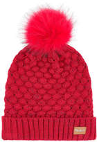Pepe Jeans Glittery knit hat