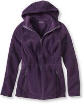 L.L. Bean Women's Trail Model Fleece, Drawcord Jacket